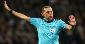 Cüneyt Çakır'a Dünya Kupasında büyük görev
