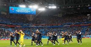 Fransa Dünya Kupası finalinde