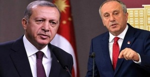 Muharrem İnce Twitter'dan Erdoğan'a seslendi