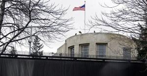 ABD Büyükelçiliği'ne yönelik saldırıyla ilgili flaş gelişme