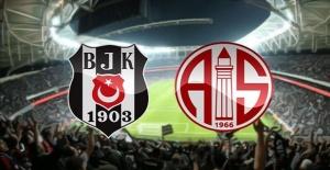 Beşiktaş Antalyaspor maçı canlı yayın bilgileri