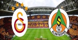 Galatasaray Alanyaspor maçı ne zaman ve saat kaçta başlayacak