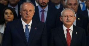 Kılıçdaroğlu 'İnce'nin Genel Başkanlığında parti dağılır'