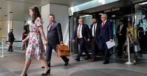 Türk heyetin Washington temaslarında uzlaşma sağlanamadı