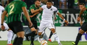 Akhisarspor Avrupa Ligi'ne mağlup başladı