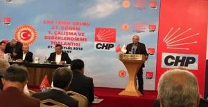 CHP'li vekil Berberoğlu aylar sonra ilk kez konuştu