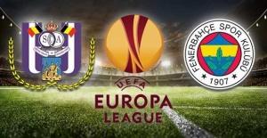 Anderlecht Fenerbahçe maçı canlı yayın bilgileri