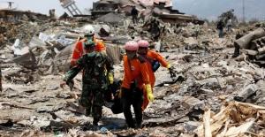 Endonezya'daki felaketin ardından kan donduran gelişme