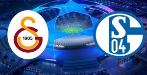 Galatasaray Schalke 04 Şampiyonlar Ligi maçı canlı yayın bilgileri