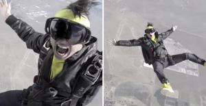 Ünlü rapçi klip çekerken metrelerce yükseklikten yere çakıldı