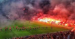 Galatasaray derbi öncesi taraftara açık antrenman yapacak