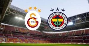 Galatasaray Fenerbahçe derbisi canlı yayın bilgileri