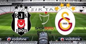 Beşiktaş Galatasaray maçı canlı yayın bilgileri
