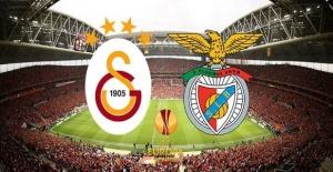 Galatasaray - Benfica maçı canlı yayın bilgileri