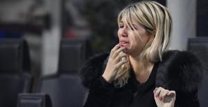 Inter elenince gözyaşlarına boğuldu