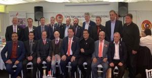 TTFF Başkanı Serdar Sarı, Türk Toplumu Futbol Federasyonu Ailesi Çok Güçlüdür