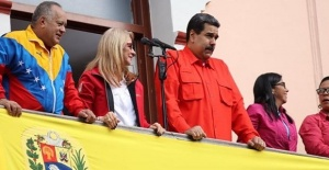 Nicolas Maduro'dan Venezuelalılara seferberlik çağrısı