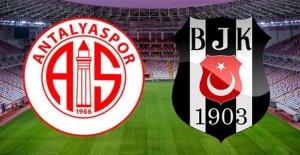 Antalyaspor Beşiktaş maçı canlı yayın bilgileri