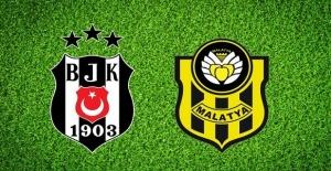 Evkur Yeni Malatyaspor-Beşiktaş maçı canlı yayın bilgileri