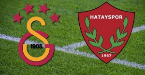 Galatasaray Hatayspor kupa maçı canlı yayın bilgileri