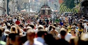 Türkiye'nin nüfusunda artış