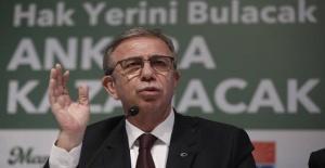 CHP'nin Ankara adayı Mansur Yavaş Financial Times'a konuştu