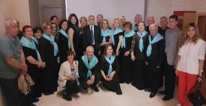 Irak Türkmen Birliği ve Dayanışma Derneği Çağdaş Türk Müziği Korosu'ndan Muhteşem Konser