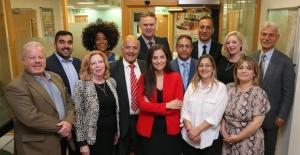 Nesil Çalışkan Enfield seçimlerinde güçlenerek çıktı
