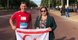 Okan Baysan Kıbrıslı Türklerin gururu oldu