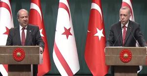 CumhurbaşkanıErdoğan, Kıbrıs'ta kuru gürültüye pabuç bırakmadık