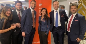 Dünyanın en büyük finans organizasyonu SIBOS'ta 'Turkish Bank' damgası