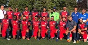 Londra Boğaziçi FC 2, Royal FC 0
