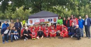 Pekünspor 2, Sherfield Town FC 1
