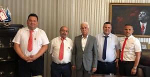 Türk Toplumu Futbol Federasyonu 'Kulüplerimiz gururumuz'