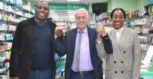 Ali Gül Özbek'ten David Lammy ve Kate Osamor'a destek çağrısı