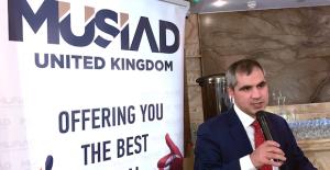 MUSIAD Business Networking: Londra İş Fuarında Şirketinizi Tanıtın