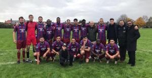 Trabzonspor UK namağlup lider, Pat Rice Peas 4 Trabzonspor UK 5
