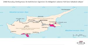 İngiliz ve Rumlara büyük tepki, Kıbrıslı Türklerin hakkı gaspediliyor, Adadaki Egemen Üs Bölgeleri Açılma Planları Hemen Dursun