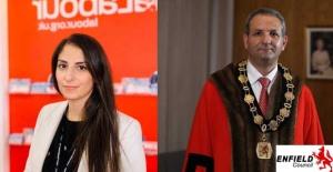 Londra Enfield Belediyesinde gururumuz: Başkan Sabri Özaydın