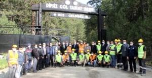 Dipsizgöl Tabiat Parkı Tosya'da güzelliğiyle büyülüyor