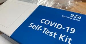 İngiltere'de tüm vatandaşlara haftada iki kez hızlı sonuç verebilen Kovid-19 testi sunulacak