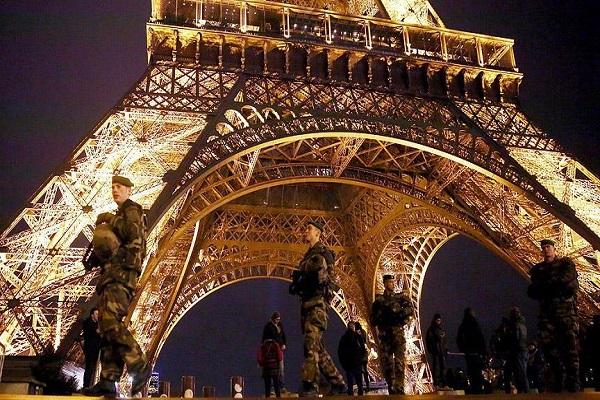 Paris turizmi terör olaylarından etkilendi
