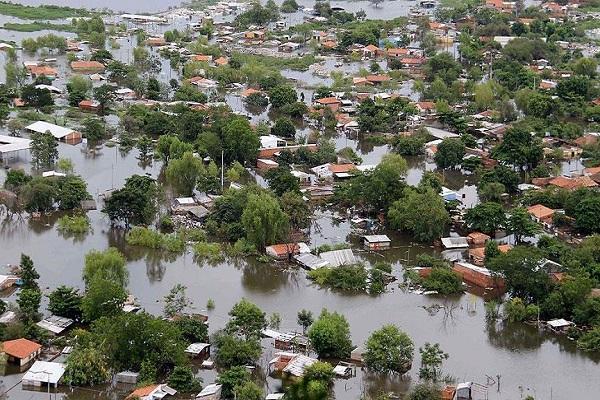 Kolombiya'da sel felaketi, çok sayıda ölü var
