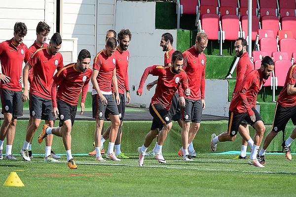 Galatasaray'ın kupa finali kadrosunda hangi futbolcular var