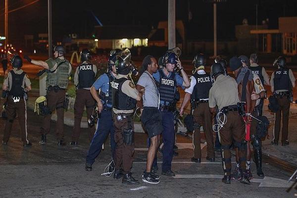 ABD'de 71 siyahi polis şiddeti sonucu hayatını kaybetti