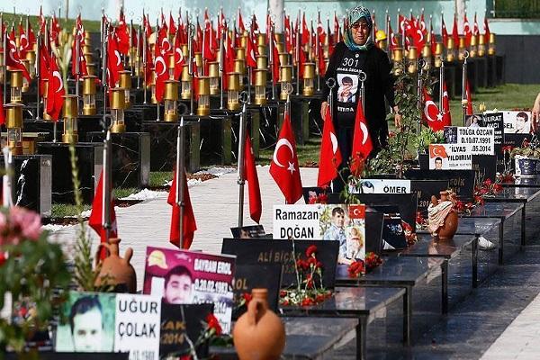 Soma faciasının 2. yıldönümünde hayatını kaybeden işçiler anılıyor
