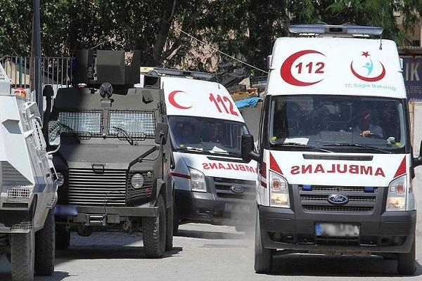 Şemdinli, Diyarbakır ve Van'da 2 asker ve 1 polis şehit oldu