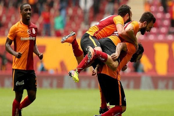 Galatasaray 4-1 Kasımpaşa maç sonucu