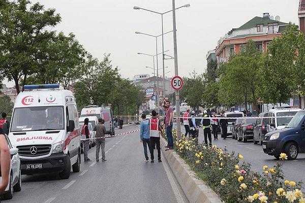 Sancaktepe'deki saldırıyla ilgili 8 PKK'lı terörist gözaltına alındı