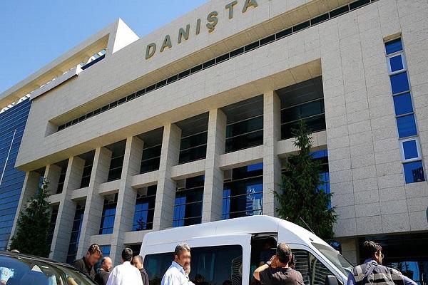 Danıştay çalışanı 65 kişi gözaltına alında
